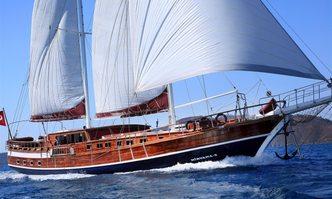 Nirvana II yacht charter Bozburun Shipyard Sail Yacht