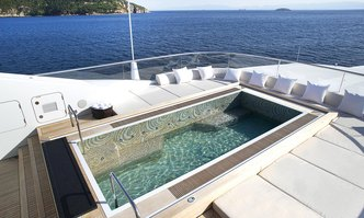 Quantum of Solace yacht charter Turquoise Yachts Motor Yacht