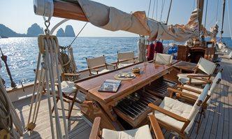 Orianda yacht charter Anderson Sail Yacht