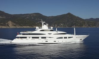 Ramble On Rose yacht charter CRN Motor Yacht