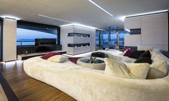 Ocean Paradise yacht charter Benetti Motor Yacht