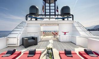 Grayzone yacht charter Concept Marine Motor Yacht