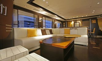 Quid Pro Quo yacht charter Benetti Motor Yacht