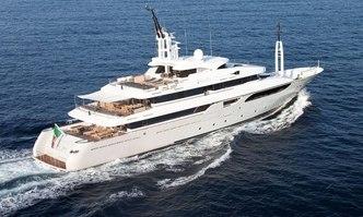 Rarity yacht charter Rossinavi Motor Yacht