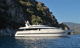 Sheran yacht charter Sanlorenzo Motor Yacht