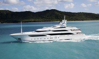 Seanna yacht charter Benetti Motor Yacht
