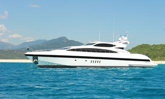 Eye Play yacht charter Overmarine Motor Yacht