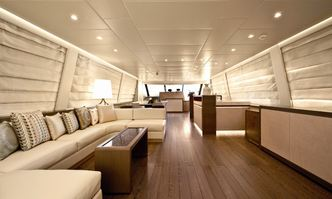 Musa yacht charter AB Yachts Motor Yacht