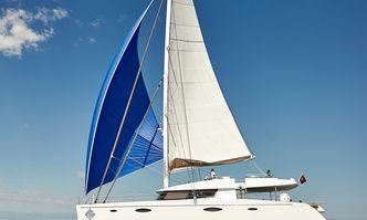 Lir yacht charter Fountaine Pajot Motor/Sailer Yacht
