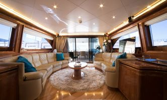 D'Aristotelis yacht charter Canados Motor Yacht