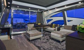Nami yacht charter Azimut Motor Yacht