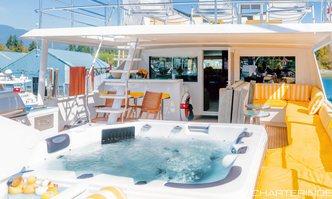 Sovereign Lady yacht charter Broward Motor Yacht