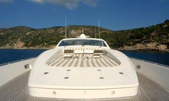 GreMat yacht charter Leopard Motor Yacht