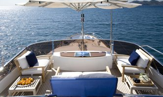 Jazz  yacht charter Benetti Motor Yacht