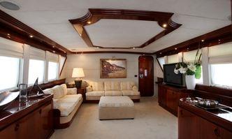 Hathor yacht charter CRN Motor Yacht