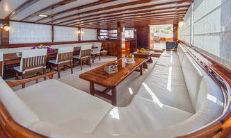 Stella Maris yacht charter Custom Sail Yacht
