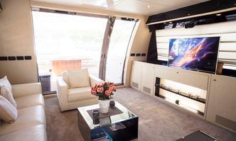 Dolce Mia yacht charter Riva Motor Yacht