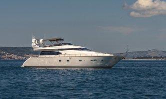 Hope I yacht charter Maiora Motor Yacht