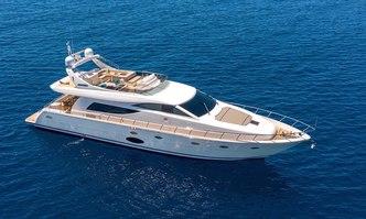 Legend yacht charter Custom Motor Yacht