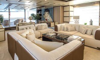 Soy Amor yacht charter Benetti Motor Yacht