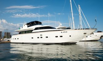 Lady Clotilde yacht charter Maiora Motor Yacht