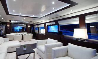 Mayama 37m yacht charter Couach Motor Yacht
