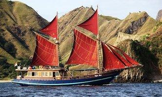 Tiger Blue yacht charter Haji Abdullah Motor/Sailer Yacht