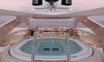 Moskito yacht charter Heesen Motor Yacht