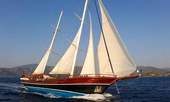 Queen of Datca yacht charter Yener Motor/Sailer Yacht
