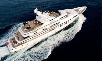 Sealyon yacht charter Viareggio SuperYachts Motor Yacht