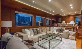 Moni yacht charter Vicem Yachts Motor Yacht