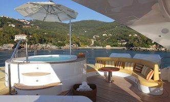 Latiko yacht charter Benetti Motor Yacht