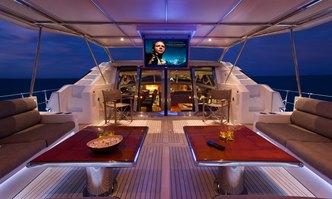 Genevieve yacht charter Alloy Yachts Sail Yacht