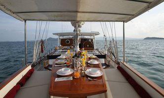 Meta IV yacht charter Unknown Sail Yacht