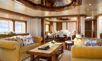 Alaska of George Town yacht charter Shipworks Brisbane Motor Yacht