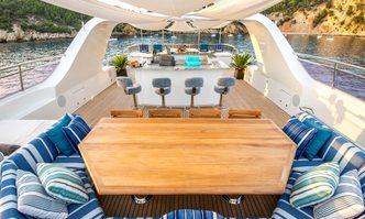 De De yacht charter CMN Yachts Motor Yacht