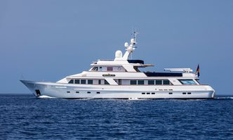 Monaco yacht charter Feadship Motor Yacht