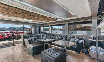 Canelo yacht charter Sunseeker Motor Yacht