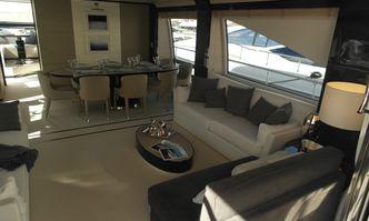 Mirage yacht charter Azimut Motor Yacht