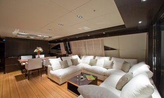 Alemia yacht charter Italcraft Motor Yacht