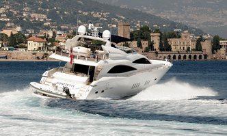 Donizetti yacht charter Sunseeker Motor Yacht