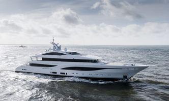 Arrow yacht charter Feadship Motor Yacht