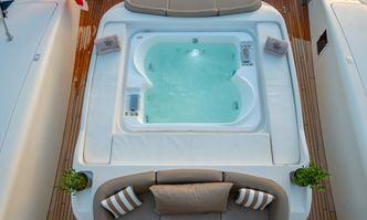 Cosmos I yacht charter Overmarine Motor Yacht