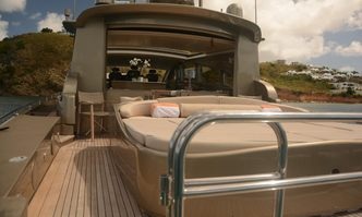 Tender To yacht charter Leopard Motor Yacht