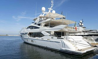 Rania yacht charter Benetti Motor Yacht