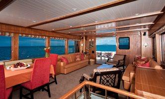 Escapade yacht charter Northport Engineering Motor Yacht
