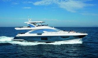North Star yacht charter Azimut Motor Yacht