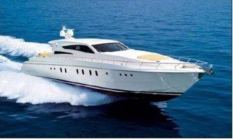 Sea Lady yacht charter Dalla Pietà Motor Yacht