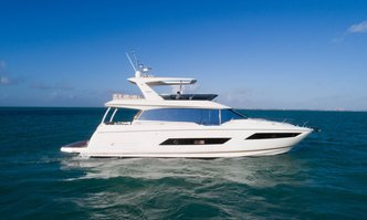 Moet yacht charter Prestige Motor Yacht