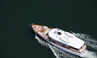 America yacht charter Custom Motor Yacht